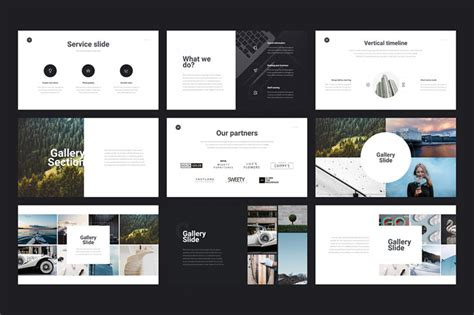 well designed powerpoint templates desire keynote template