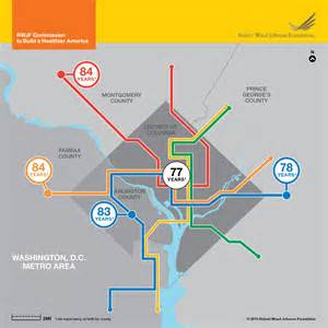 Dc Metro System Map by Vcu Center On Society And Health New Charts Illustrate