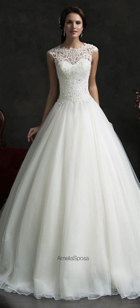 amelia sposa 2015 wedding dresses magazine