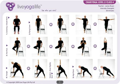 printable chair yoga poses for seniors 1000 images about chair yoga chair yoga fitness on