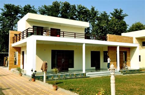 chattarpur farm house  mehrauli delhi india  horizon design