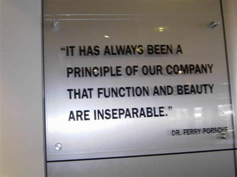 ferry porsche quotes dr ferry porsche s words rennlist porsche discussion