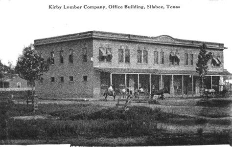 Silsbee Post Office by Postcards From