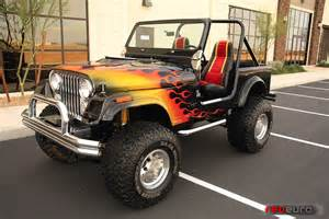 Used Custom Jeeps For Sale Cj7 Pictures Jeep Cj7 Supercharged V8 Custom For Sale