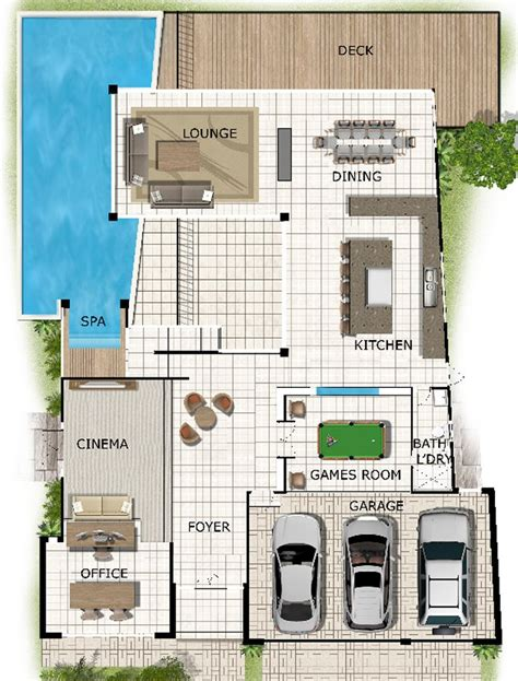 water front house plans two story house plans waterfront waterfront house plan