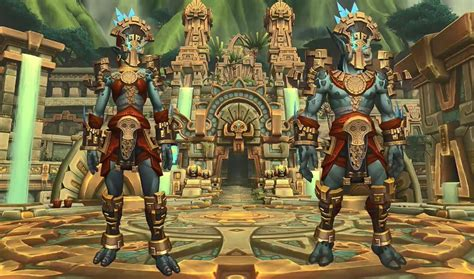 wow wird in battle for diese klassen k 246 nnen zandalari trolle in wow battle for
