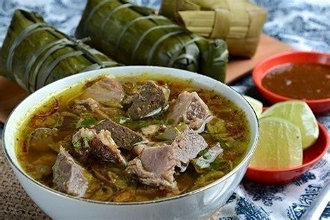 Coto Makassar Bumbu Dapur cara membuat asem asem daging buncis enak resep makan sedap