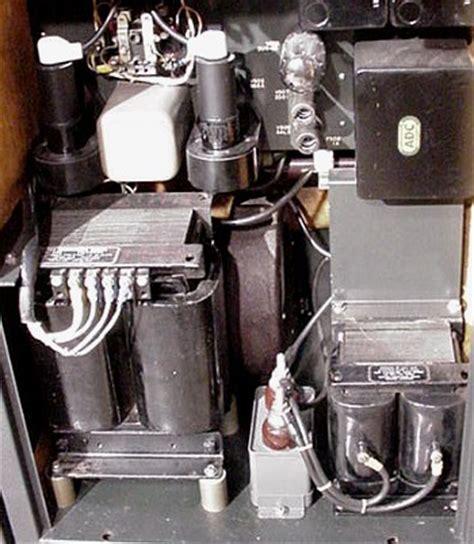 replacing filled capacitors kws 1 blower repair