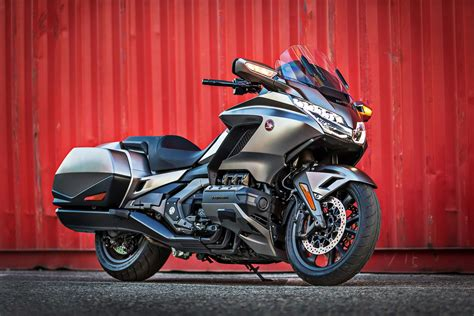 New Honda Goldwing by 2018 Honda Gold Wing Officially Unveiled From 23 500