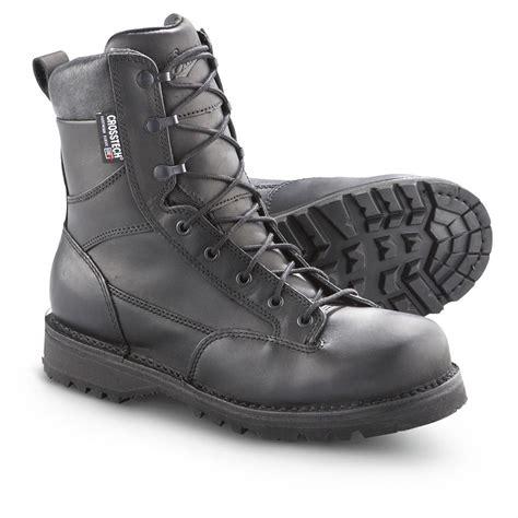 danner combat boots s danner 174 apb 8 quot crosstech 174 duty boots black 210454