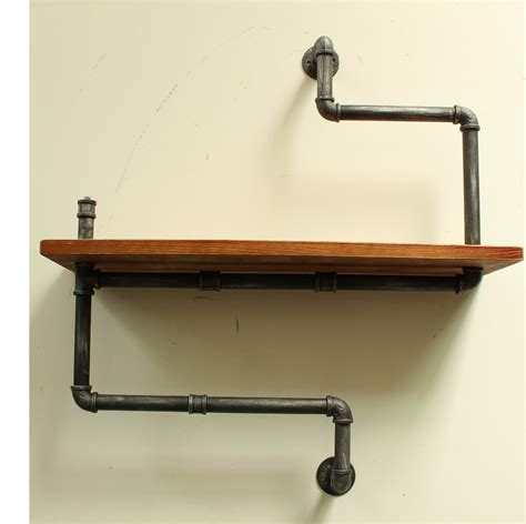 aliexpress buy industrial pipe shelf rail