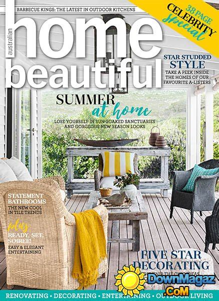 home decor magazines australia australian home beautiful 01 2017 187 pdf magazines magazines commumity