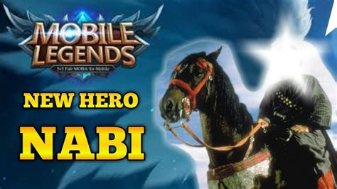 mobile legend new new nabi mobile legends mobile legends
