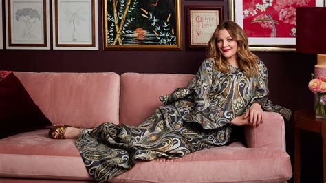 home decor line drew barrymore launches new furniture home d 233 cor line