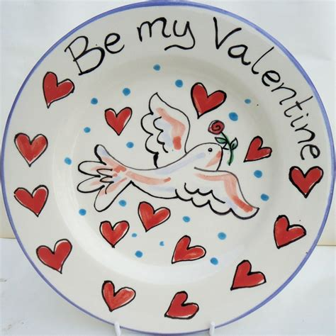 valentines day plates 1000 images about plates on serving