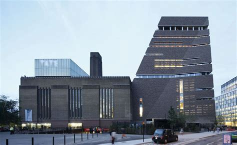 Tate Modern Expansion By Herzog De Meuron 2016 06 17 Architectural Record