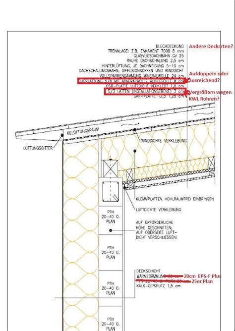 Pultdach Aufbau Detail by Dachformen Vergleich Bauforum Auf Energiesparhaus At