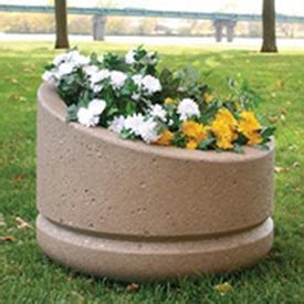 Wausau Tile Planters by Outdoor Furniture Equipment Planters Wausau Tile