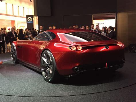 Mazda Rx Vision Concept Car by Image Mazda Rx Vision Concept 2015 Tokyo Motor Show