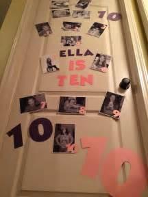 bedroom door decorations top 25 best birthday morning ideas on