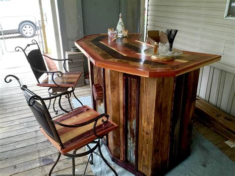 pallet bar step by step