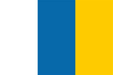 Simple Search Wi File Flag Of The Canary Islands Simple Svg Wikimedia Commons
