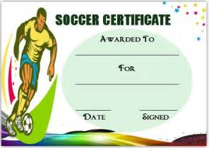 Award certificate template soccer images certificate design and 18 birthday certificate template word how to make an free soccer yadclub Images