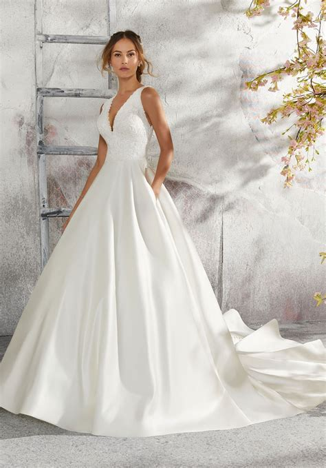 Mori Lee Wedding Dresses stocked at London Bride UK