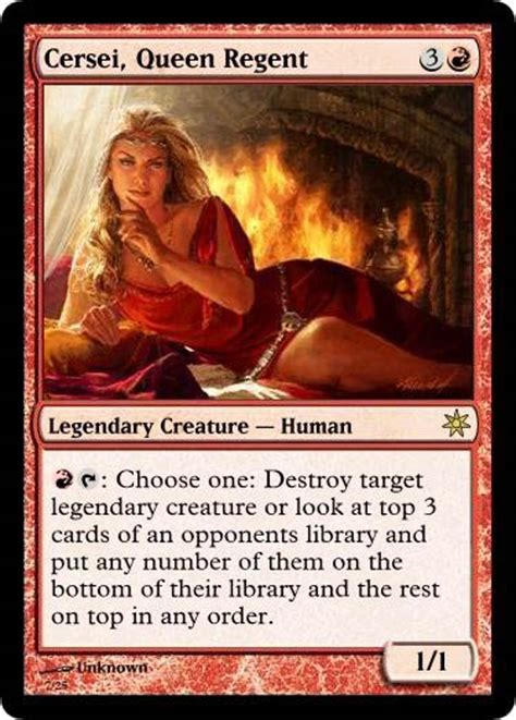 how to make a magic the gathering card 25 of thrones magic the gathering cards www ohmz net