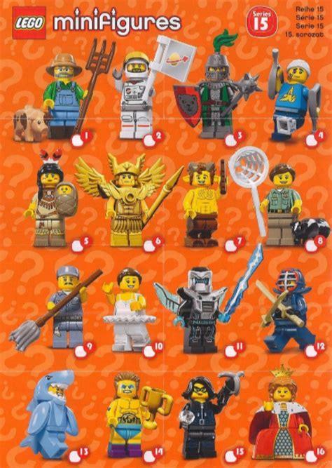 Lego Minifigure Series 16 Mf16 12 Show Winner Sealed the minifigure collector lego minifigure series 1 17