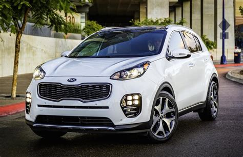 Kia Of 2017 Kia Sportage U S Pricing And Specs