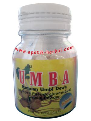 Habbat Care 5 In 1 umba obat herbal