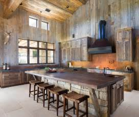 15 rustic kitchen islands for any kitchen
