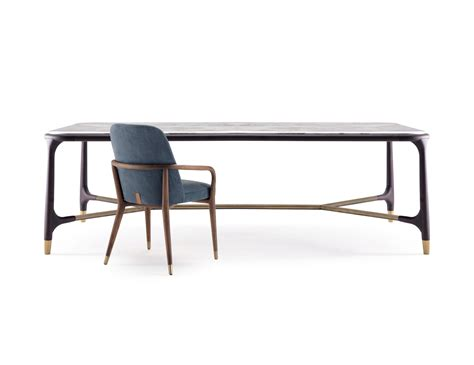 nella vetrina elisee modern italian rectangular table