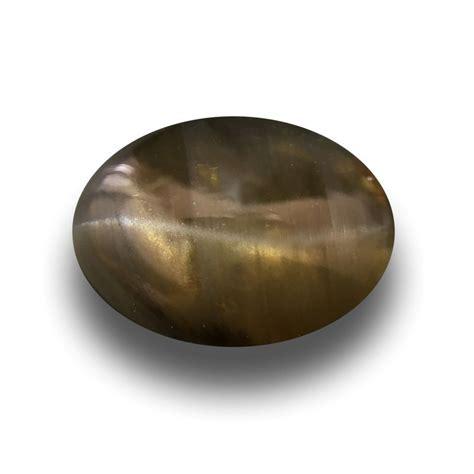 Cats Eye Srilanka 2 87 carats chrysoberyl cats eye
