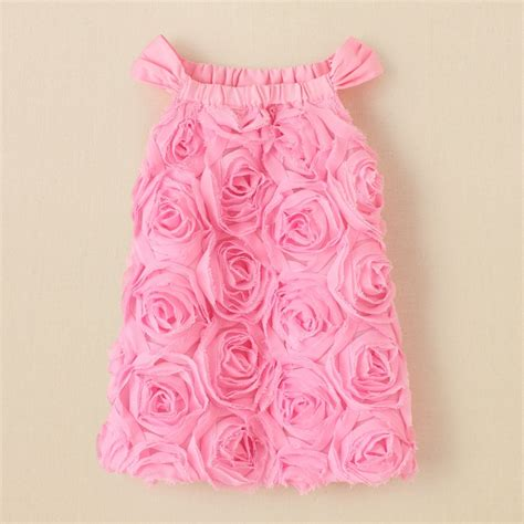 Rosette A Line Jumper Dress 59 best the childrens place
