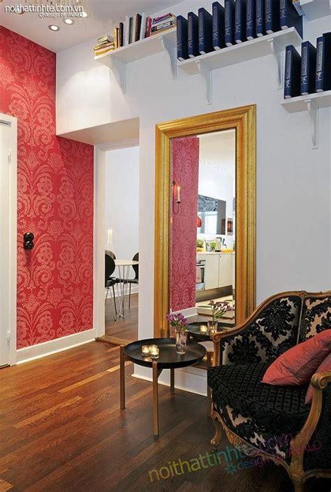 vorhänge 2 60 m lang thiết kế nội thất đẹp căn hộ chung cư chỉ 50m2 v 224 2 ph 242 ng