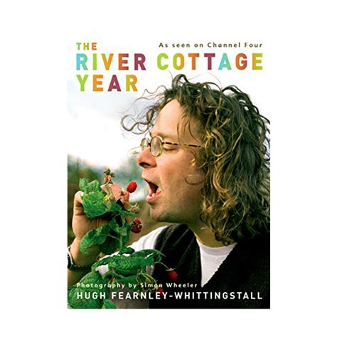 the river cottage year recipe book by hugh fearnley