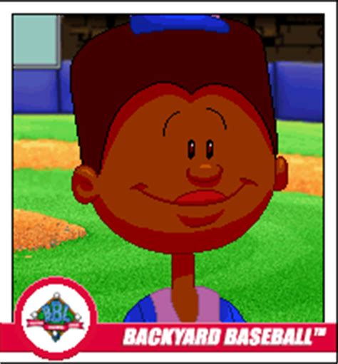 Backyard Baseball Keisha Gimme Another Juice Box A Backyard Sports Franchise