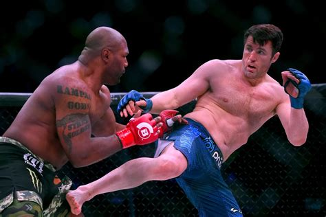 Rage Vs Chael Sonnen Bellator 192 Pros React To Chael Sonnen Vs Rage Jackson More Mma Fighting