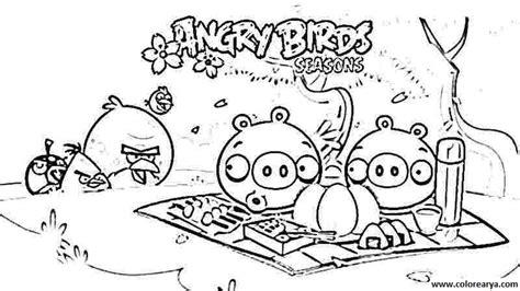 dibujos para colorear angry birds pin dibujos sin colorear de angry birds para pelautscom on