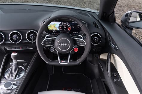 Audi Tt Rs Interior by Audi Tt Rs Roadster Review 2016 Parkers