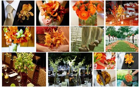 Wedding Flowers: Wedding Flowers Fall
