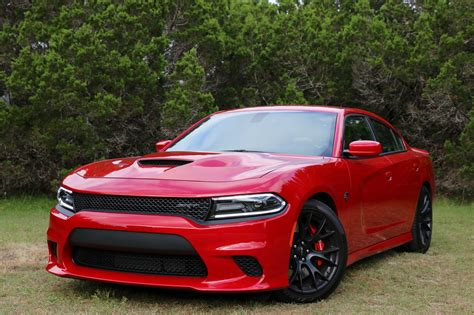 charger srt 2016 dodge charger srt hellcat test drive review