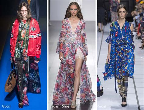 Summer 08 Trends Floral The High Looks by Avon Summer 2018 Fashion Guide Seaside Gardens