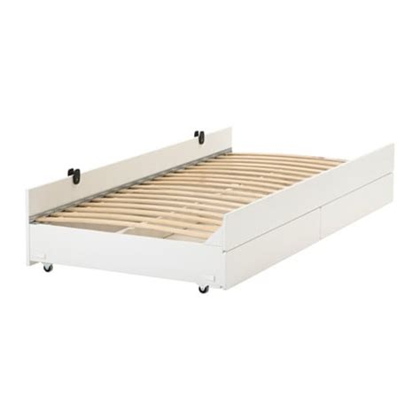 Ikea Pull Out Bed by Sl 196 Kt Pull Out Bed With Storage Ikea