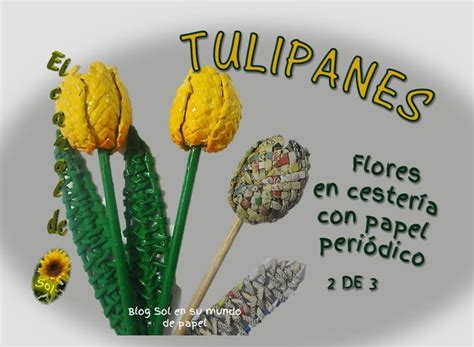 confeccion de flores de papel pediodico 207 mejores im 225 genes de flores con papel y cart 243 n en pinterest