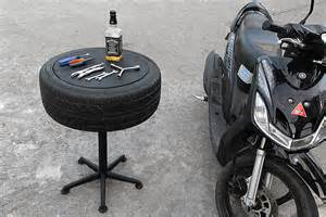 tyre coffee table how to make a tire coffee table 11 steps with pictures