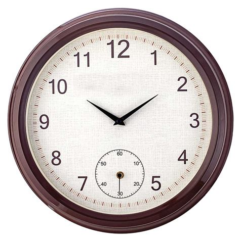 best office wall clock buy asian round wall clock 5 best prices industrybuying