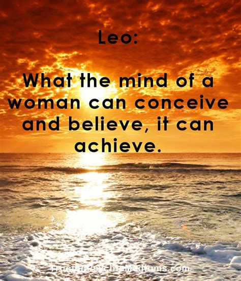 leo woman personality traits and characteristics revealed